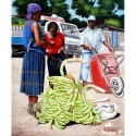 La Marchande de Bananes