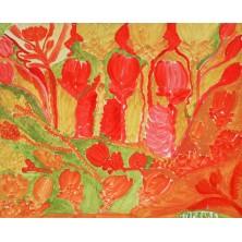 Red Flowering