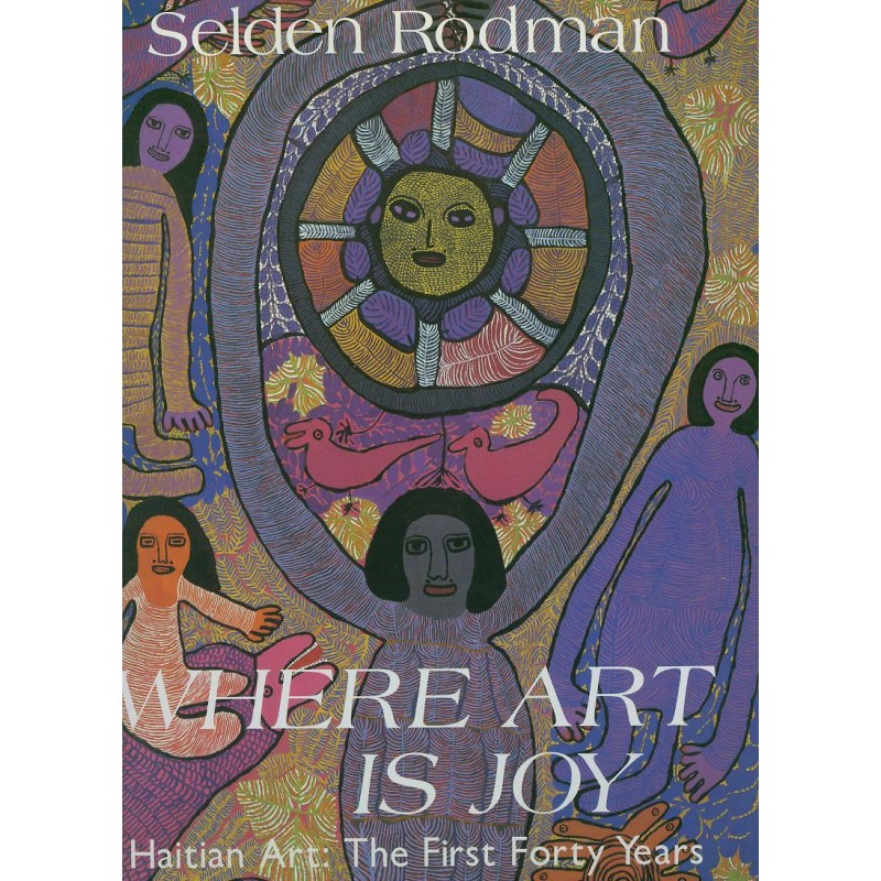 Where Art is Joy Haitian Art