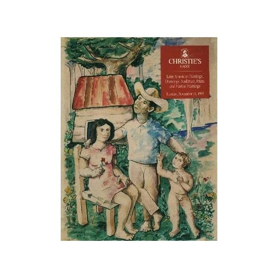 Christie's East Latin American Paintings, Drawings, Sculpture & Haitian Painting